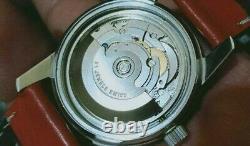 Rare Vintage ORIS Divers 200M Automatic 21 Jewels R Bezel Date Swiss Mens Watch