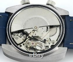 Rare Vintage RODANIA Day Date Alarm AS 5008 Automatic Swiss Mens Wrist Watch