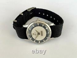 Rare Vintage ZODIAC Automatic All Steel Swiss Watch
