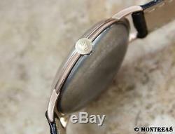 Rolex 4448 Men 1947 Rare Manual Precision Swiss Made Vintage 14k Gold Watch D129