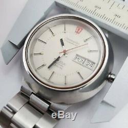 Super Rare Vintage Omega volcano Sea master Chronometer Electronic F300 Swiss