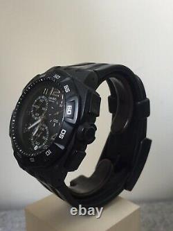 Swatch Swiss Made Chronograph ETA V8 Quartz Mens Watch Rare Vintage 2007