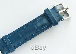 Swiss Made Tissot watch very rare blue dial