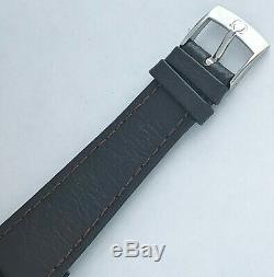 Swiss made Omega men's vintage antique wind up watch very rare oversize