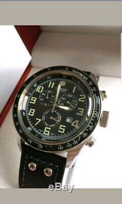Swiss military hanowa watch(Super Rare) RRP£650 Made in Switzerland
