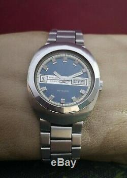TISSOT T-12 AUTOMATIC cal. 2571 VINTAGE 70's RARE SWISS WATCH