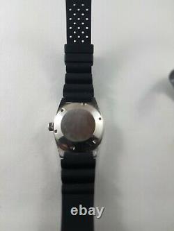 Tissot Diver Automatic men's watch Rare swiss vintage Tradition