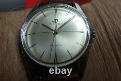 Tissot Fine Rare Vintage'60 Automatic Stainless Steel Back Case- Swiss Made