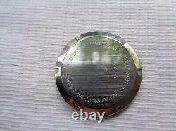 Used Rare Super Vtg Swiss Dalil Muslim's Islamic Ss Mens Automatic Wristwatch