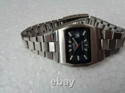 Used Very Rare Vtg Swiss Roamer Rockshell Ladies Automatic Wristwatch