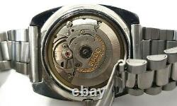VINTAGE RARE RADO Conway 10 Day & Date Automatic Gents Swiss Watch, 1960's, USED