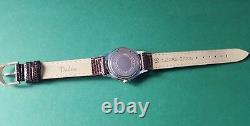Very Rare 1950s Vintage Swiss Gents watch RODANIA 17 Jewels SWISS MADE
