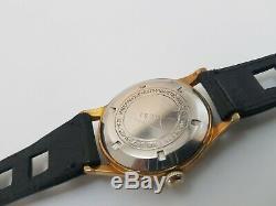 Very Rare Vintage Herren Armband Uhr Elema Handaufzug Swiss Made kal. Selten