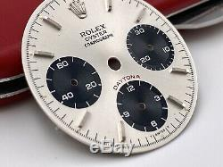 Vintage 6263 Rolex Dial Quadrante T Swiss T Daytona Watch Rare Parts