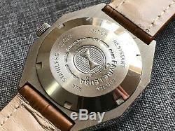Vintage Favre Leuba Crystal Incabloc 25 Jewels Automatic Gents Watch, Rare, Swiss