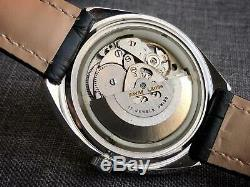 Vintage Favre Leuba Geneve Automatic Gents Watch, Rare, Swiss