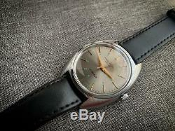 Vintage Favre Leuba Sandow Gents Manual Wind Watch, Rare, Swiss Luxury Dial