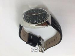 Vintage NOS Waltham Tenor & Dorly Automatic Chronograph, 1960s, Swiss, rare
