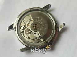 Vintage RARE BEAUTIFUL WATCH TISSOT 1853 AUTOMATIC SEASTAR 21 JEWELS SWISS Rotor