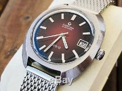 Vintage Rare Certina DS-2 Automatic Swiss Made Watch