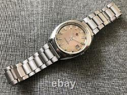Vintage Rare Rado Space Wing Day/Date Automatic Gents Swiss Watch, 1960's