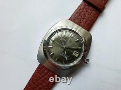 Vintage Rare WEGA Super Waterproof Automatic Mens Watch Swiss Movement ETA