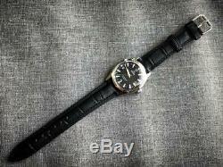 Vintage Roamer Elegant Incabloc 17 Jewels Gents Manual Wind Watch, Rare, Swiss