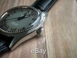 Vintage Tissot SEASTAR Green Dial Gents Manual Wind Watch, Rare, Swiss