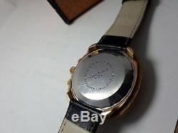 Vintage V Rare Balil Muslim Watch Automatic Mens BIG SIZE Swiss Made