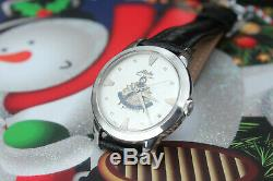 Vintage Very Rare Masonic Mido Multifort Powerwind Swiss 17Jewels Watch