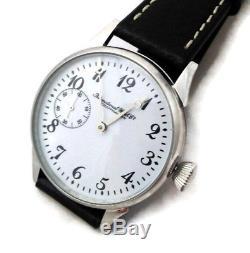 Vintage Wrist Watch IWC SCHAFFHAUSEN Swiss Original Nice Gift Fashion Jewel Rare