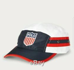 Vintage polo ralph lauren stadium indian p wing rare 1992 K Swiss hat
