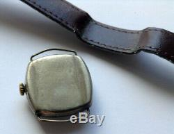ZENITH 30er Jahre rare vintage SWISS Uhren ART DECO